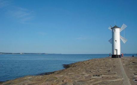 Polsko, Baltské moře: Hotel Polaris