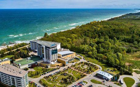 Relax přímo u Baltu: hotel s polopenzí a wellness