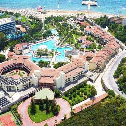 Turecko - Side - Manavgat letecky na 7-15 dnů