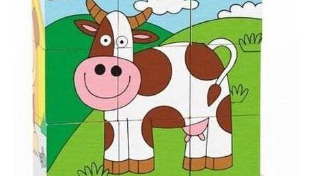 Woody Kubus navlékací Domácí zvířata