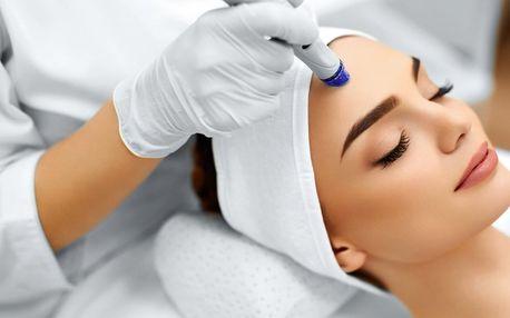 Hloubkové čištění pleti i vlasová mezoterapie