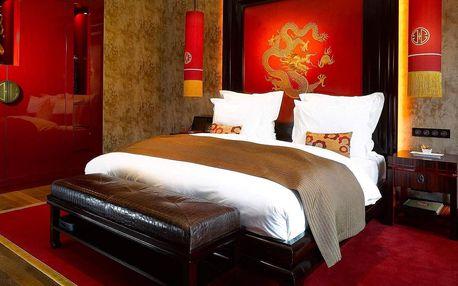 Jedinečný pobyt v Buddha-Bar Hotelu v centru Prahy