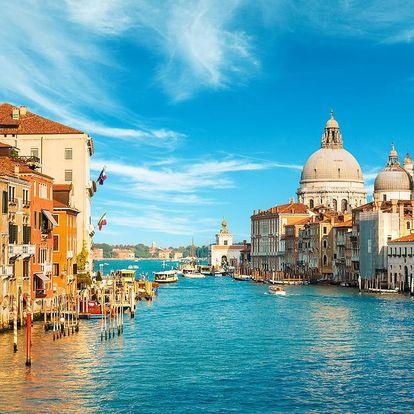 Benátky a Verona | 4denní poznávací zájezd do Itálie s průvodcem | Hotel se snídaní v ceně