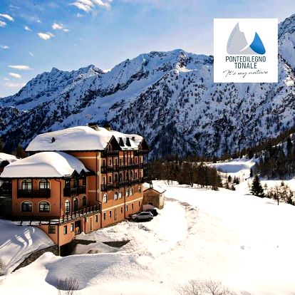 5denní Passo Tonale   Hotel Locanda Locatori***   Doprava, ubytování, polopenze a skipas