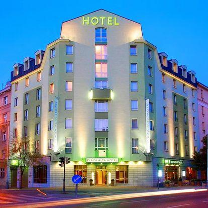 4* trendy hotel se snídaní a v blízkosti pražské ZOO