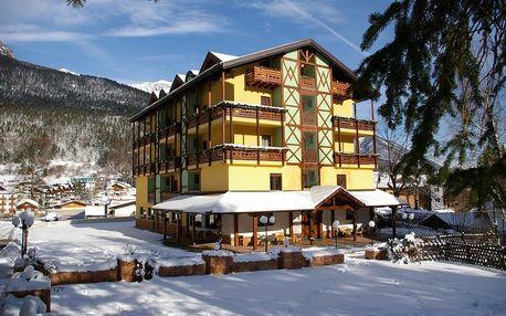 Hotel Dal Bon*** | Paganella se skipasem | 3–7 nocí s polopenzí | Doprava vlastní