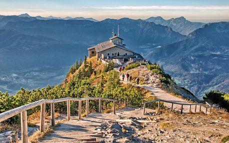 Orlí hnízdo a jezero Königssee | Jednodenní poznávací zájezd do Německa a Rakouska s průvodcem