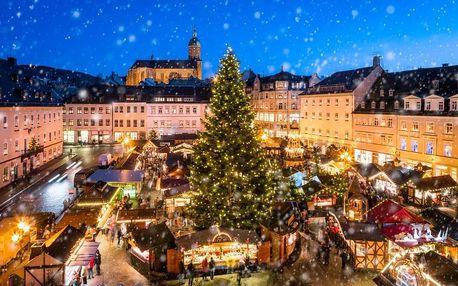 Adventní Annaberg-Buchholz a Saská Kamenice | Jednodenní zájezd na vánoční trhy do Německa