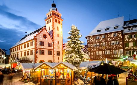 Adventní Bamberk | Jednodenní zájezd do Německa s prohlídkou města