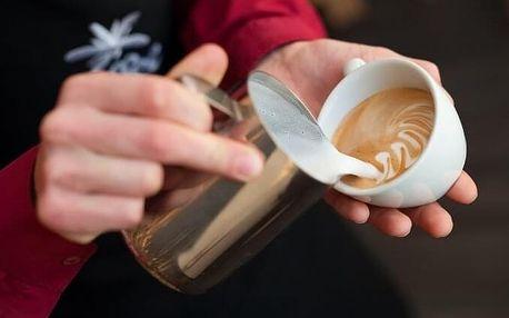 Degustace a pražení kávy
