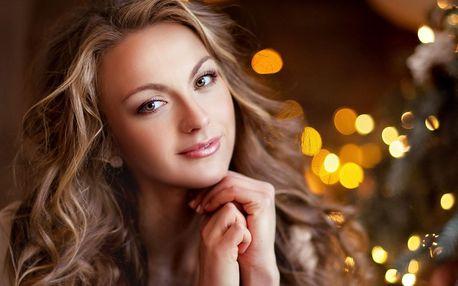 1,5hodinové kosmetické ošetření pleti 8 v 1