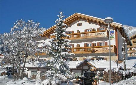 Hotel Cristallo*** | Val di Fassa bez skipasu | Až dvě děti zdarma | 4–7 nocí s polopenzí | Doprava vlastní