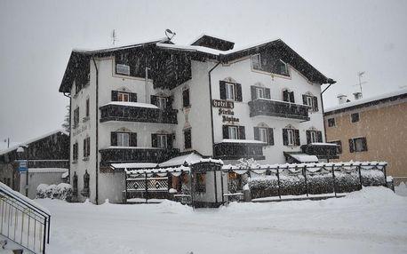 Hotel Stella Alpina** | Paganella se skipasem | 3–7 nocí s polopenzí | Doprava vlastní