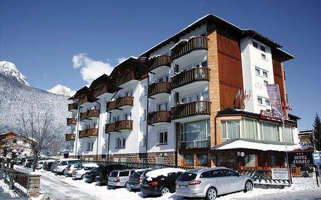 Hotel Andalo*** | Paganella se skipasem | 4–7 nocí s polopenzí | Doprava vlastní