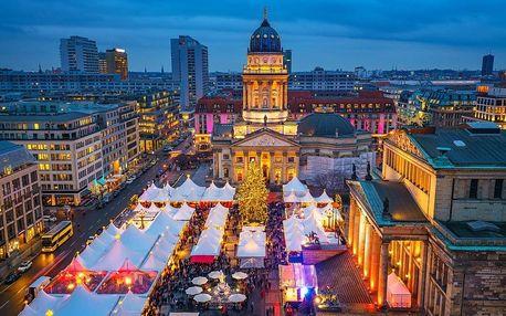 Adventní Berlín | Jednodenní zájezd na vánoční trhy do Německa