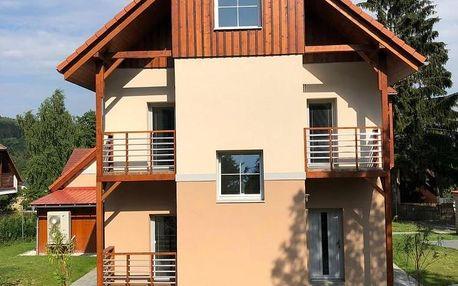 Lužické hory: Apartmány Polevsko