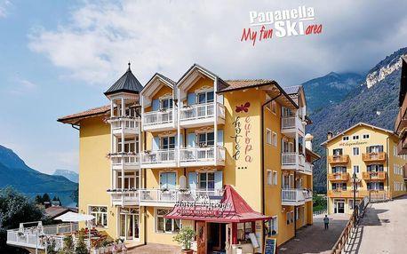 6denní Paganella se skipasem | Hotel Europa*** | Doprava, ubytování, polopenze