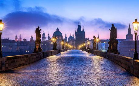 Komentované procházky Prahou s průvodcem