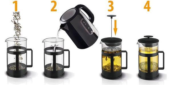 Lamart LT7048 konvice na čaj a kávu Press, 1 l5