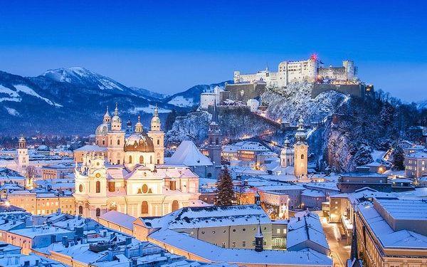 Adventní Salzburg   Jednodenní zájezd na vánoční trhy v Rakousku