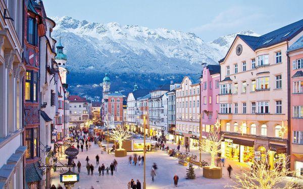 Adventní Innsbruck | Jednodenní zájezd na vánoční trhy do Rakouska