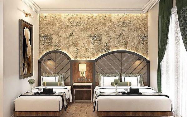 Hotel Grand Uysal Beach, Turecká riviéra, letecky, all inclusive5