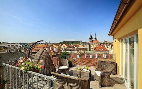 Praha a okolí: Grand Hotel Bohemia