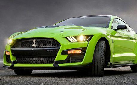 Superjízda v Mustangu Shelby na 15–60 minut