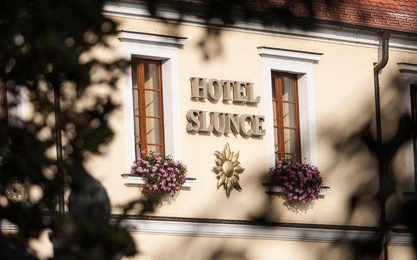 Uherské Hradiště, Zlínský kraj: Hotel Slunce