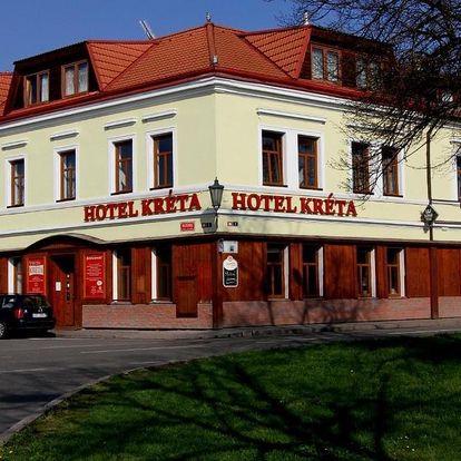 Kutná Hora, Středočeský kraj: Hotel Kreta