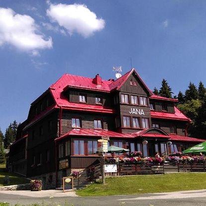 Krkonoše: Hotel Bouda Jana