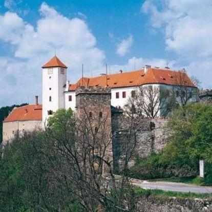 Jižní Morava: Penzion u Tesaru
