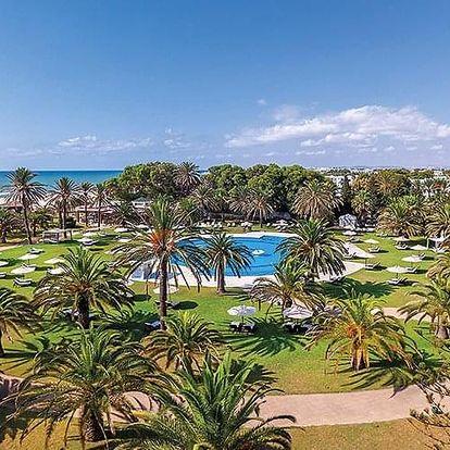 Tunisko - Hammamet letecky na 7-15 dnů, ultra all inclusive
