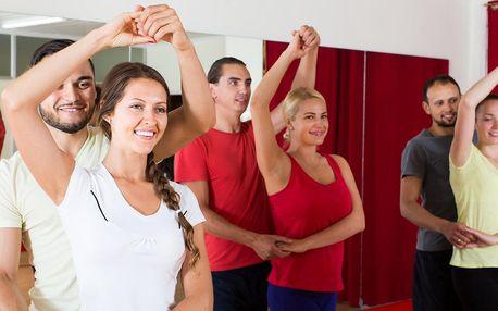 Taneční pro dospělé: 5 nebo 15 lekcí pro páry