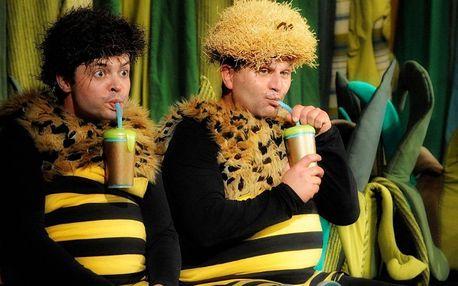 Letní scéna Harfa: vstupenka Příhody včelích medvídků
