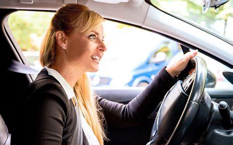 Kurz parkování i bezpečné a ekonomické jízdy