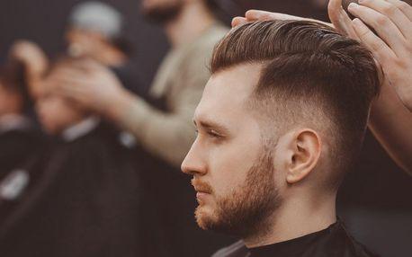 Barber péče v Kutné Hoře: střih i možnost úpravy vousů