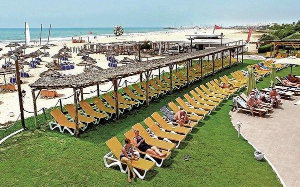 Hotel Club Salammbo Hammamet & Aquapark, Tunisko pevnina, letecky, all inclusive2