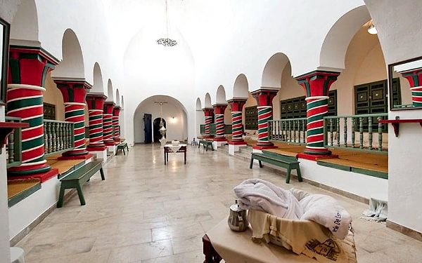 Hotel Medina Diar Lemdina, Tunisko pevnina, letecky, all inclusive2