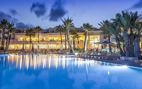 Hotel Palm Beach Club Djerba, Djerba, letecky, all inclusive4