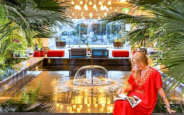 Hotel Palm Beach Club Djerba, Djerba, letecky, all inclusive5