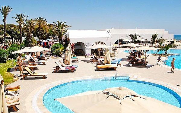 Hotel Club Salammbo Hammamet & Aquapark, Tunisko pevnina, letecky, all inclusive4