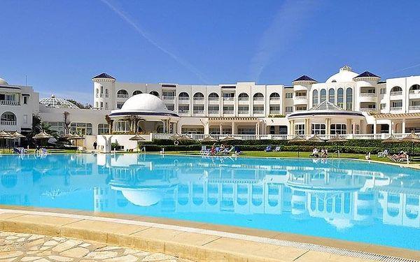 Hotel Golden Tulip Taj Sultan, Tunisko pevnina, letecky, all inclusive5
