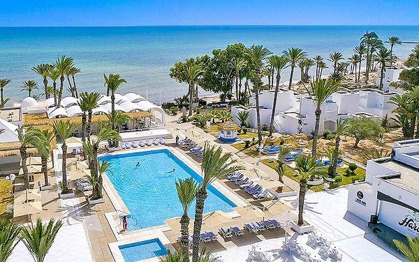 Hotel Hari Club Djerba, Djerba, letecky, all inclusive3