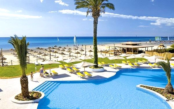 Tunisko - Hammamet letecky na 7-15 dnů, all inclusive