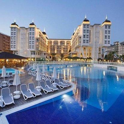 Turecko - Alanya letecky na 7-15 dnů