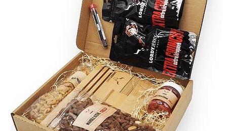 Gurmánský dárkový box pro milovníky chilli