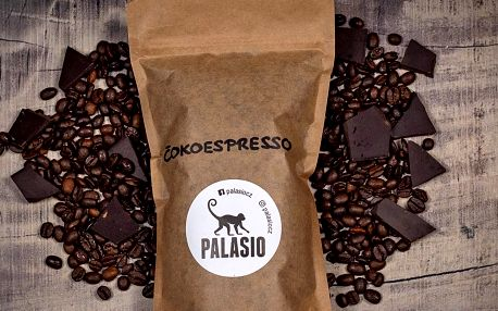 Balíček zrnkové kávy podle výběru: 100, 200 či 500 g