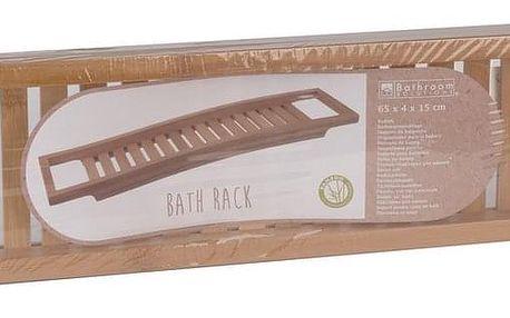 Koupelnová odkládací polička Bamboo
