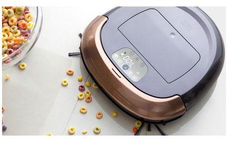 Robotický vysavač iClebo s aplikací a Wi-Fi či bez
